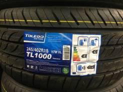 Toledo TL1000, 245/40R18