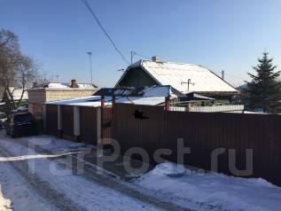 Продается дом с землёй в центре г. Уссурийск. Переулок Радужный 4, р-н уссурийский, площадь дома 60 кв.м., централизованный водопровод, отопление тве...