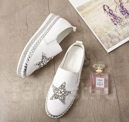6e0a6a6ba249 Слипоны женские № 77 - Обувь во Владивостоке