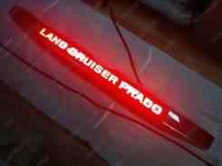 Накладка на дверь. Toyota Land Cruiser Prado, GDJ150, GDJ150L, GDJ150W, GDJ151W, GRJ150, GRJ150L, GRJ150W, GRJ151W, KDJ150, KDJ150L, TRJ120, TRJ120W...