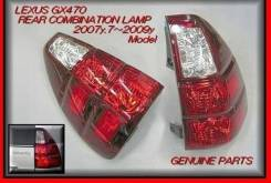 Стоп-сигнал. Lexus GX470, UZJ120 Toyota Land Cruiser Prado, GRJ120W, KDJ121W, GRJ121W, TRJ125, KDJ125, KDJ125W, GRJ120, RZJ120, KDJ121, RZJ120W, TRJ12...