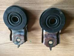 Крепление радиатора. Nissan Teana, J31, PJ31, TNJ31 Двигатели: QR20DE, QR25DE, VQ23DE, VQ35DE