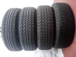 Bridgestone Dueler H/T D687. Всесезонные, 2006 год, без износа, 4 шт