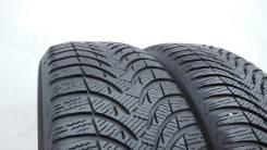 Michelin Alpin A4. Зимние, без шипов, износ: 30%, 2 шт