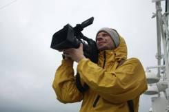 Видеооператор. Высшее образование, опыт работы 7 лет