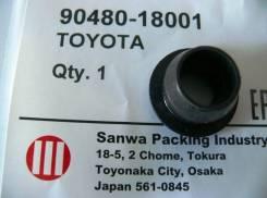 Прокладка. Toyota: Echo, Sparky, Curren, Corolla II, Yaris, Cami, Scepter, Hilux Surf, Corolla Levin, Platz, RAV4, Town Ace Noah, Soluna Vios, Lite Ac...