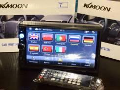 """Лучшая Автомагнитола KKMoon 7"""" сенсорный экран"""