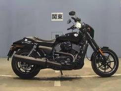 Harley-Davidson Street 750 XG750. 750куб. см., исправен, птс, без пробега. Под заказ