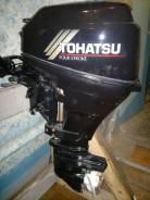 Tohatsu. 10,00л.с., 4-тактный, бензиновый, нога S (381 мм), Год: 2009 год