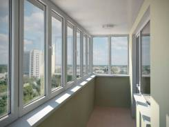 Балконы, Лоджии под ключ! Расширение! Пристройка! Отделка балкона!