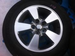 Колеса R15 5*100 Toyota Wish Allion Caldina 195/65 R15 оригинал Japan. 6.0x15 5x100.00 ET45 ЦО 54,1 мм.