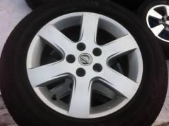 Nissan. 6.5x16, 5x114.30, ET40, ЦО 66,0мм.