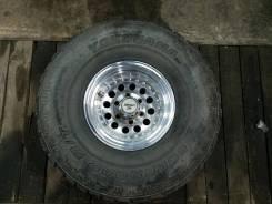 Продам колёса на докатку 35x12,5 R15. x15 6x139.70 ET33