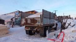 ГАЗ 53. Газ 53 самосвал, 4 000 куб. см., 5 000 кг.