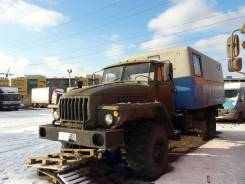 Урал 4320. УРАЛ 4320, 11 150 куб. см., 6 500 кг.