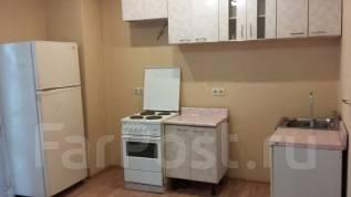 2-комнатная, улица Лесная 3в. Заря, частное лицо, 52 кв.м. Кухня