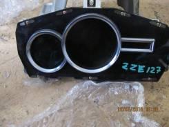 Панель приборов. Toyota WiLL VS, ZZE127