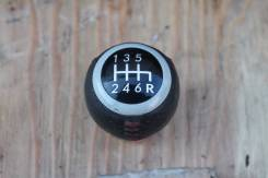 Ручка переключения механической трансмиссии. Subaru Forester, SG, SG9, SG9L Двигатели: EJ20, EJ253, EJ201, EJ202, EJ203, EJ25, EJ255, EJ205, EJ204, EJ...