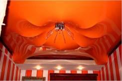 Натяжной потолок, качественно, в срок! 18м кв. -8500руб.