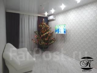 2-комнатная, улица Черняховского 9. 64, 71 микрорайоны, агентство, 66 кв.м. Интерьер