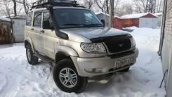 УАЗ Патриот. механика, 4wd, 2.7 (128 л.с.), бензин, 81 000 тыс. км