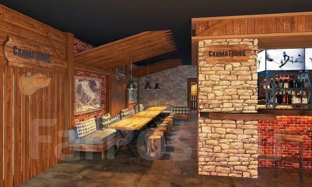 Дизайн интерьера кафе и других общественных помещений