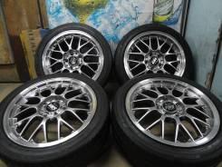 Продам Стильные Редкие колёса Manaray Sport Vertec VR5+Лето 215/45R17. 7.0x17 5x114.30 ET48