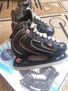 Коньки хокейные. размер: 38, хоккейные коньки