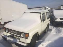 Toyota Land Cruiser Prado. 2L