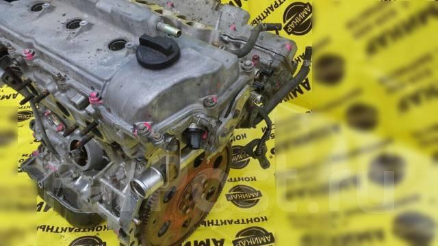Двигатель в сборе. Toyota Harrier, MCU35, MCU36, MCU35W, MCU36W Toyota Kluger V, MCU25, MCU25W Двигатель 1MZFE