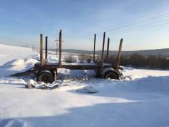 НовосибАРЗ 84340B. Продаётся телега, 20 000 кг.