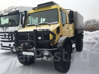 Mercedes-Benz Unimog. Продается автомобиль-бортовой 4х4 , 8 000куб. см., 12 500кг.