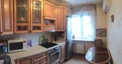 2-комнатная, Океанский проспект 112. Первая речка, частное лицо, 50 кв.м. Кухня