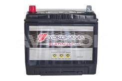 Yokohama Batteries. 40 А.ч., Прямая (правое), производство Япония