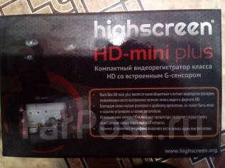 Highscreen BlackBox HD-mini plus