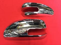 Накладка на зеркало. Toyota Premio, NZT260, ZRT260 Двигатели: 1NZFE, 2ZRFE, 2ZRFAE