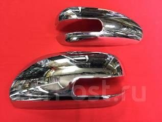 Накладка на зеркало. Toyota Premio, NZT260, ZRT260 Двигатели: 1NZFE, 2ZRFAE, 2ZRFE