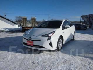Toyota Prius. вариатор, передний, бензин, б/п. Под заказ