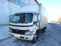 Hino 300. Продается промтоварный фургон , 4 009 куб. см., 4 200 кг.