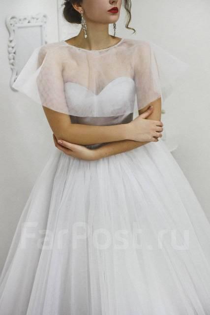 5abf52976e3309b Дымчатое свадебное платье _dream_bride_vl - Свадебные платья ...