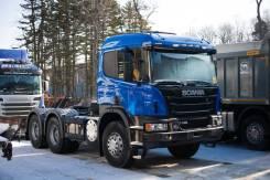 Scania. Продаётся P440CA6X4EHZ, 13 000 куб. см., 60 000 кг.