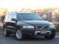 Volvo XC70. автомат, 4wd, 2.5, бензин, 28 тыс. км, б/п, нет птс. Под заказ