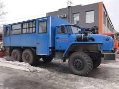 Урал 32551. Продается вахтовый автобус урал 32551-0013-61м, 11 700 куб. см., 20 мест
