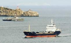 Доставка любых грузов на Сахалин и Курильские острова морем.