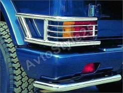 Защита стоп-сигнала. Mercedes-Benz G-Class, W463