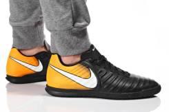 Фирменные Бутсы Футзалки Nike Tiempox Rio IV IC 897769 008. 38, 40, 41, 42, 43, 44, 45