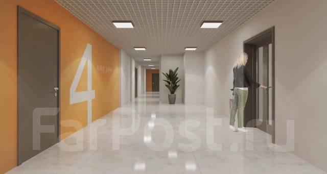 2-комнатная, улица Фонвизина 4. Некрасовская, застройщик, 72кв.м.