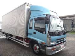 Isuzu Forward. Фургон , 8 200 куб. см., 8 000 кг. Под заказ