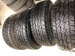 Bridgestone Dueler A/T. Грязь AT, 2016 год, без износа, 4 шт