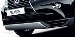Обвес кузова аэродинамический. Lexus RX350, GGL16W, GGL15W, GGL15, GGL10W Lexus RX270, AGL10W, AGL10 Lexus RX450h, GYL15, GGL15, GYL10W, GYL16W, GYL15...